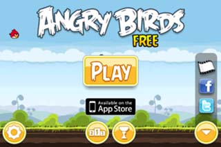Angry Birds Free1