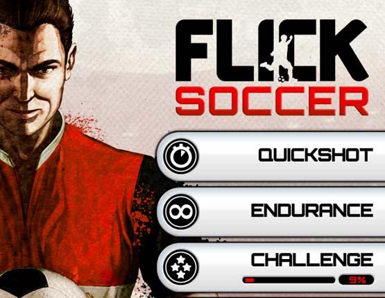 Flick Soccerの画像 1