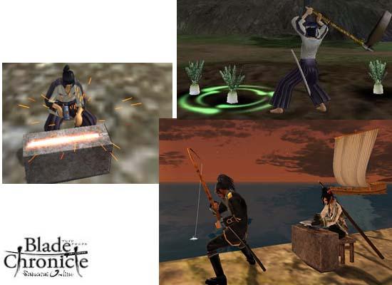 Blade Chronicle-ブレイドクロニクル-