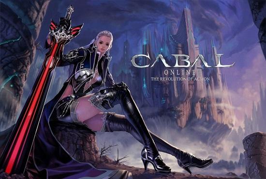 CABAL ONLINE(カバルオンライン)